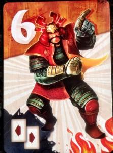 Samurai Spirit : LE 8ème chef