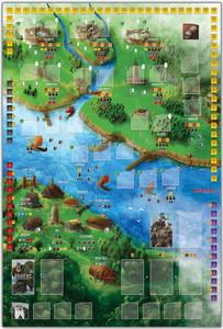 """Pillards de la Mer du Nord - Extension """"Tapis de jeu en néoprène"""""""