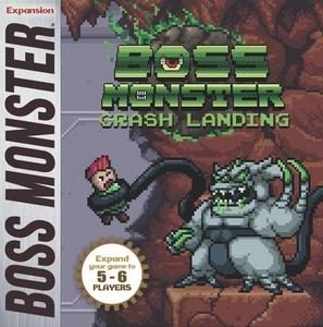 Boss Monster : Crash Landing