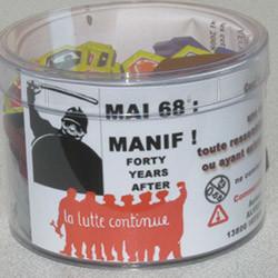 Mai 68 : Manif !
