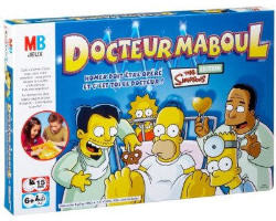 Docteur Maboul - Edition the Simpsons