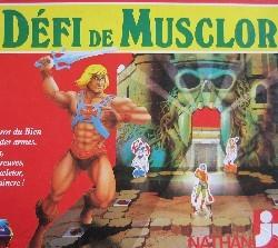 Le Défi de Musclor