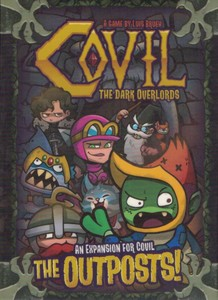 Covil The Dark Overlords : The Outpost