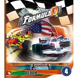 Formula D : Grand prix of Baltimore / Buddh