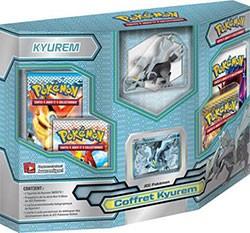 Pokemon JCC : Noir & Blanc - Destinées Futures Coffret Kyurem