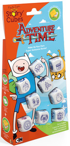 Rory's Story Cubes : Adventure Time