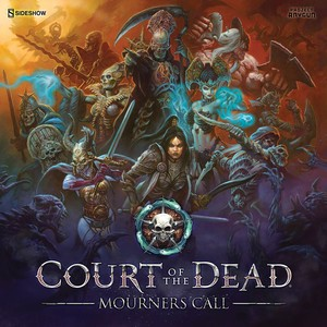 Court of the Dead : Mourners Call