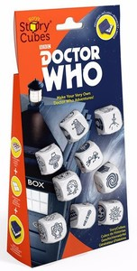 Rory's Story Cubes : Doctor Who