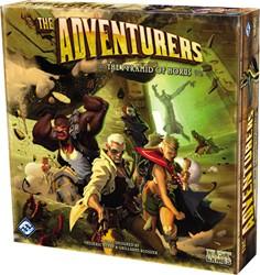 The Adventurers : The Pyramid of Horus