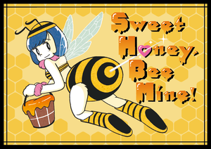 Sweet Honey Bee Mine !
