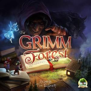 La Forêt des Frères Grimm GRI-R01-FR Jeu Neuf En VF
