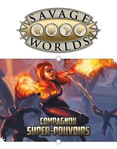 Savage World Compagnon Super Pouvoirs