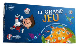 UEFA EURO 2016TM Le Grand Jeu