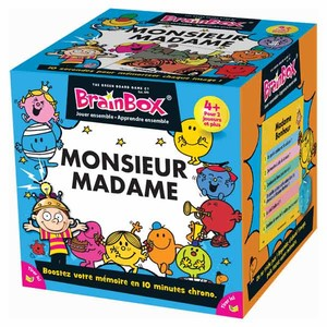 Brainbox : Monsieur Madame