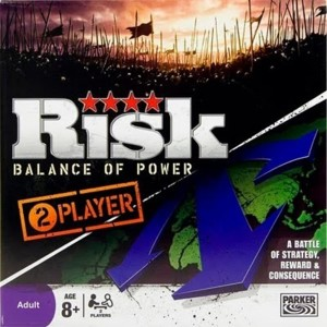 Risk : Balance of power