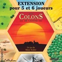 Les Colons de Catane : Extension 5/6 joueurs