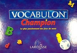 Vocabulon Champion