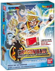 Dragon Ball : Série 4 Starter - Vaincre la Menace