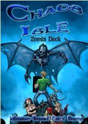 Chaos Isle : Zombi Deck