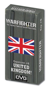 Warfighter : Expansion 6 - United Kingdom