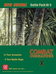 Combat Commander Battle Pack #4: New Guinea