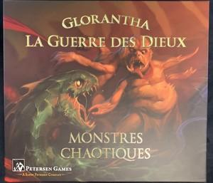 Glorantha: La Guerre des Dieux - MONSTRES CHAOTIQUES