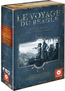 """Robinson Crusoé - Aventures sur l'Île Maudite - Extension """"Le Voyage du Beagle"""""""