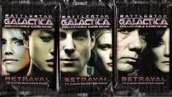 Battlestar Galactica CCG : Booster Betrayal Pack