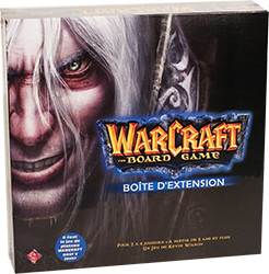 Warcraft boîte d'extension