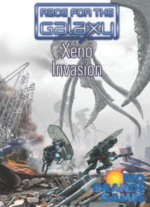 Race for the Galaxy : Xeno Invasion