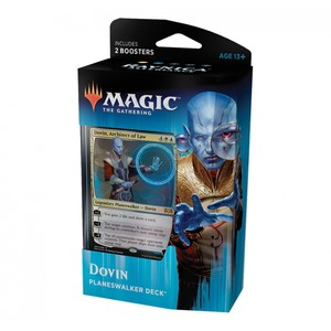 Magic the Gathering - L'Allégeance de Ravnica - Deck Planeswalker - Dovin