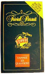 Trivial Pursuit : Édition 1993
