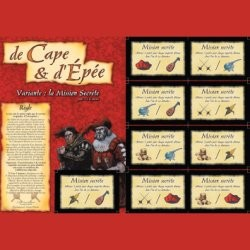 De Cape & d'Épée : La mission secrète