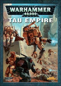 Warhammer 40k codex : Empire Tau