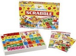 Mon premier Scrabble - Oui-Oui