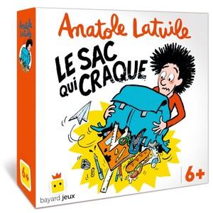 Anatole Latuile - le sac qui craque