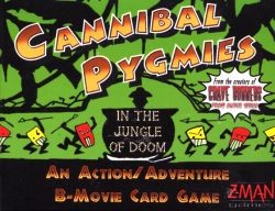 Cannibal Pygmies in the Jungle of Doom