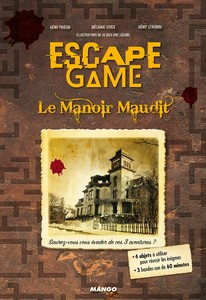 Escape Game 10 - Le Manoir Maudit