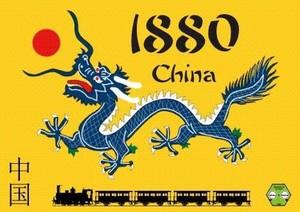 1880 : China