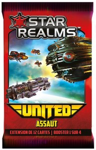 Star Realms United : Assaut