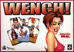 Wench!