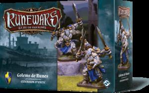 Runewars - Golems de Runes