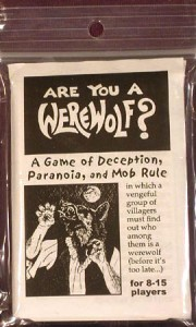 Are you a Werewolf ?