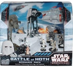 Star Wars Miniatures : Battle of Hoth Scenario Pack