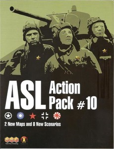 ASL : Action Pack # 10