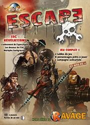 Ravage Hors Série 12 - Escape