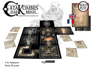 Catakombes dark reign