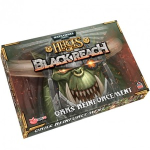 Heroes of Black Reach : Renfort Ork