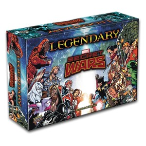 Legendary : Secret Wars ( Volume 2 )