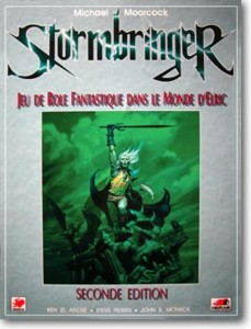 Stormbringer Seconde Edition